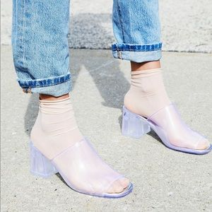 Jeffrey Campbell Make Moves Mule